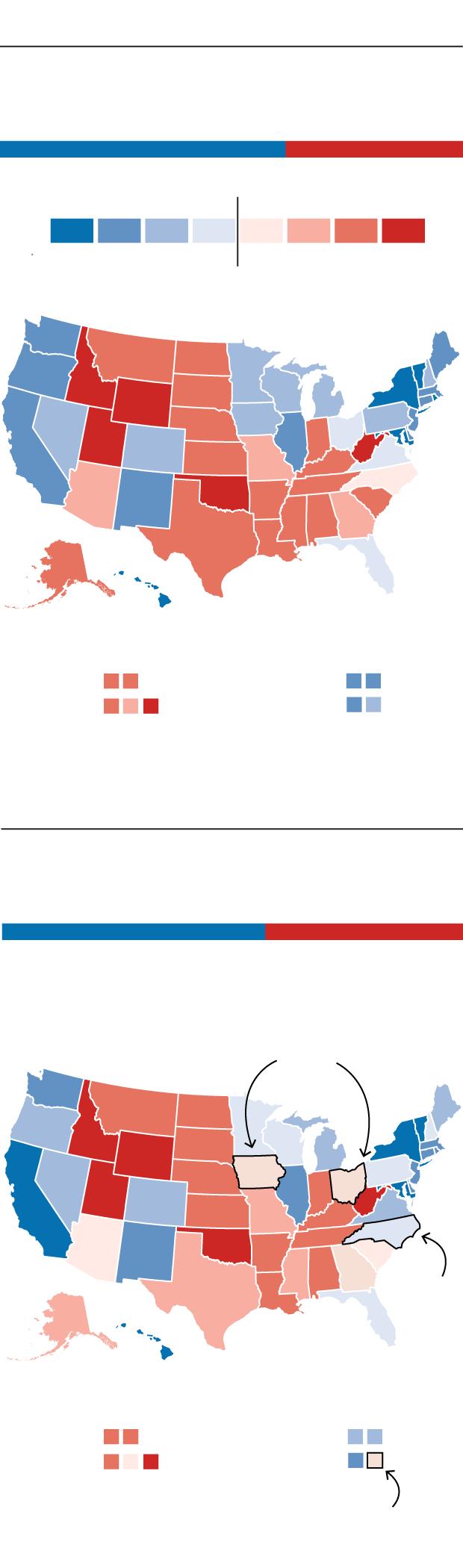 2012 Results Electoral Votes