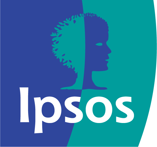 The logo for Ipsos polling