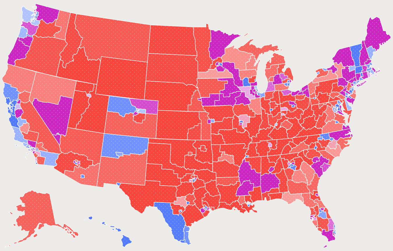 The Atlas Of Redistricting FiveThirtyEight
