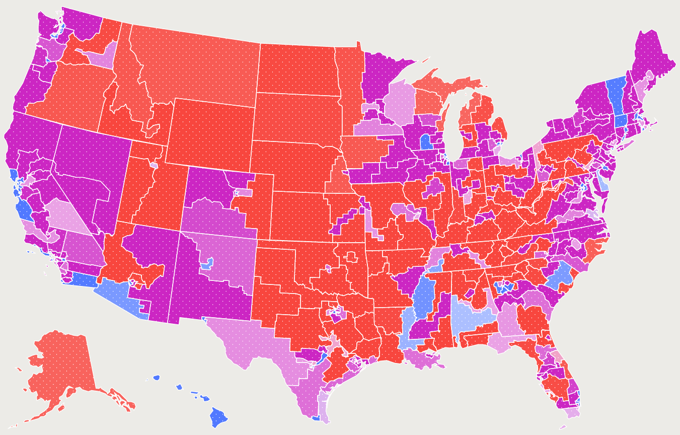 The Atlas Of Redistricting | FiveThirtyEight
