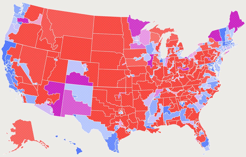 Texas The Atlas Of Redistricting FiveThirtyEight